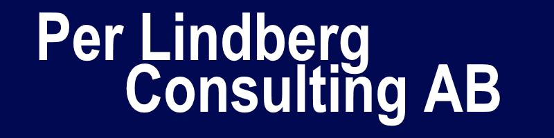 Per Lindberg Consulting AB